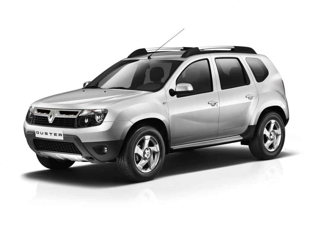 Renault Duster кроссовер Authentique 1.6 MT