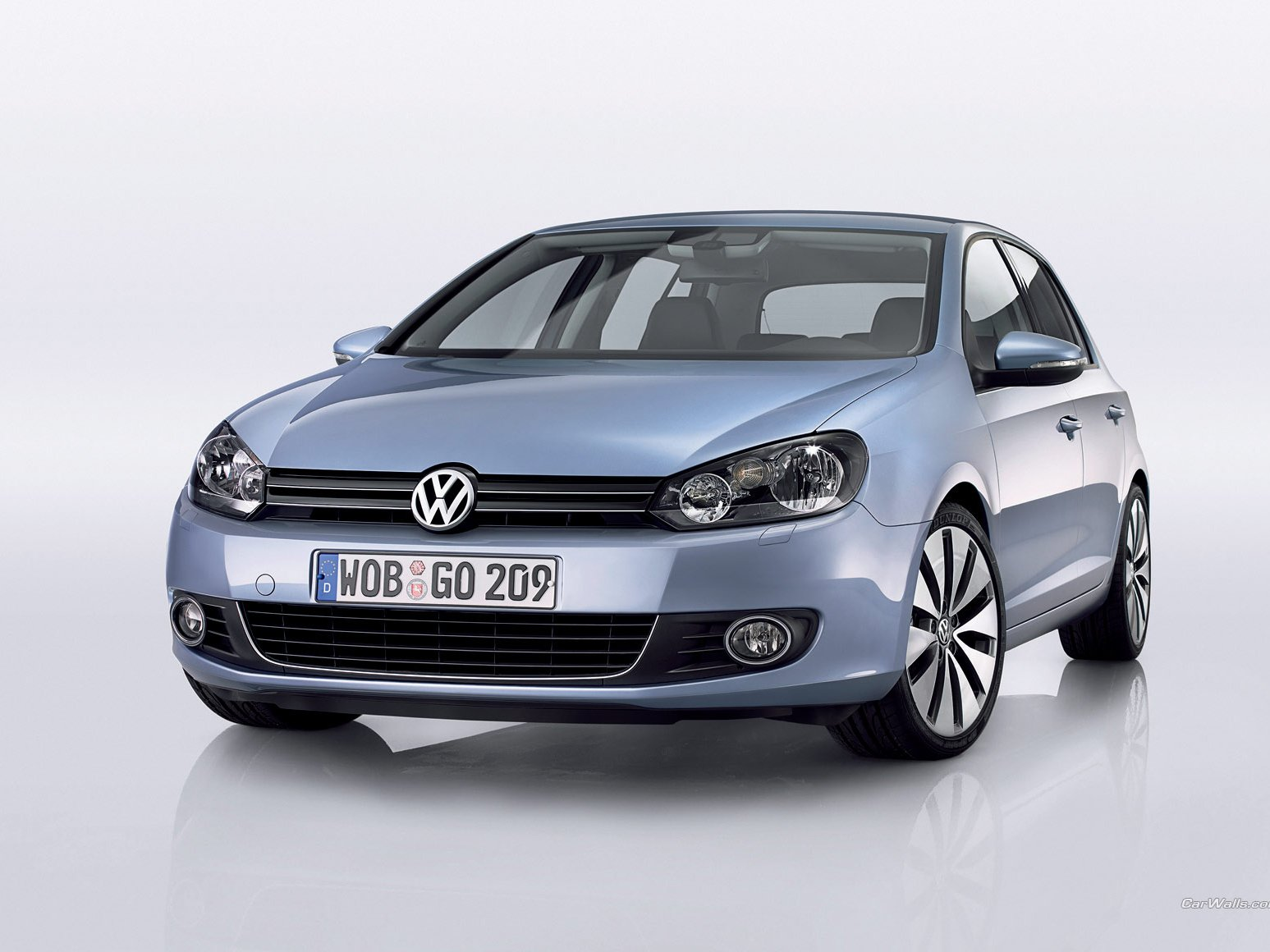 Volkswagen Golf Highline 1.4 MT (122 л.с.)