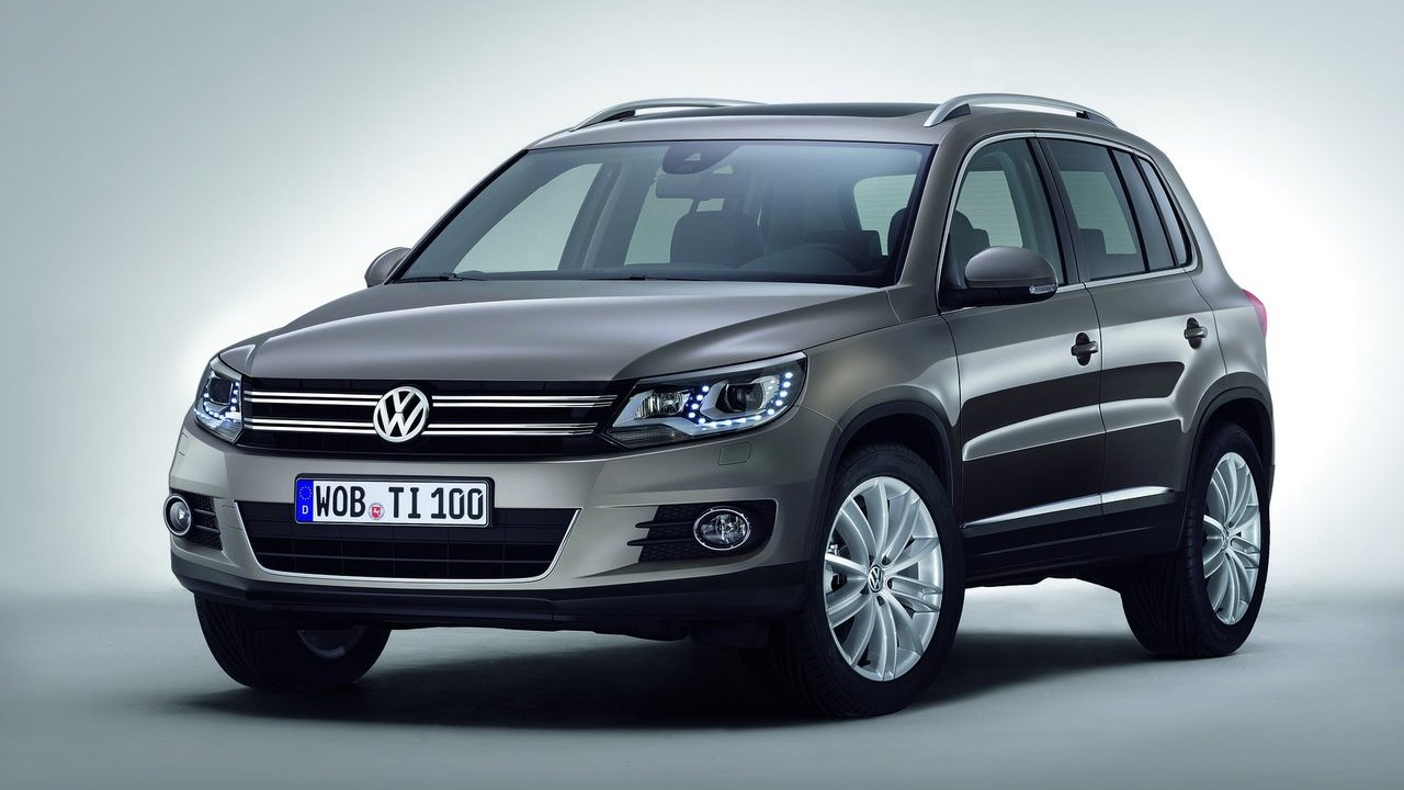 Volkswagen Tiguan Track&Style  2.0 AT (140 л.с.)
